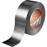 Szövetszalag matt ezüst, 50mm x 10m