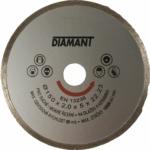 Gyémánt vágótárcsa folytonos, 150mm