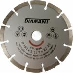 Gyémánt vágótárcsa szegmentált, 150mm