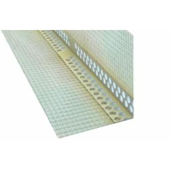 PVC Hálós élvédő 2,5m (fehér)
