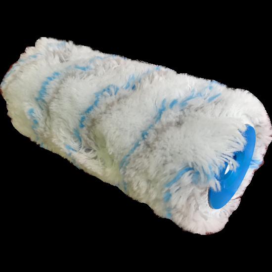 Festőhenger kék szürke, 180mm 50mm 18mm