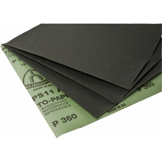 Vizes csiszolópapír P600