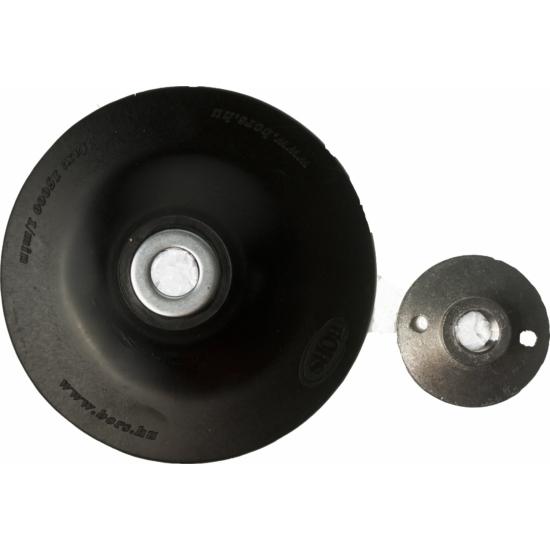 Gumitányér rugalmas 230mm